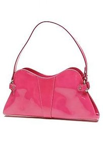 Fendi Patent Leather Shoulder Bag