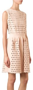Fendi Stretch Silk Blend Dress