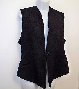 Finity Vest Brocade Sweater