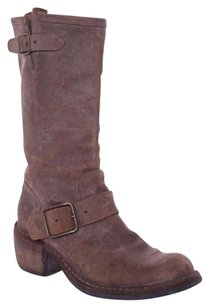 Fiorentini + Baker Womens Brown Boots