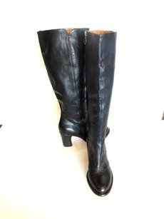 Fiorentini + Baker Tall Leather Black Boots