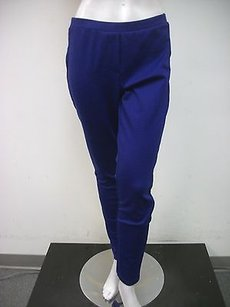 Focus 2000 Blue Violet Pull Fitted Pants