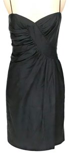 Foley + Corinna Sweetheart Shift Sleeveless Silk Dress