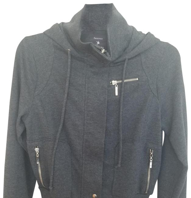 Preload https://item4.tradesy.com/images/forever-21-none-sweatshirthoodie-size-8-m-23101703-0-2.jpg?width=400&height=650
