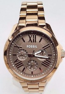 Fossil Fossil Cecile Multifunction Rose Gold-tone Ladies Watch Am4533