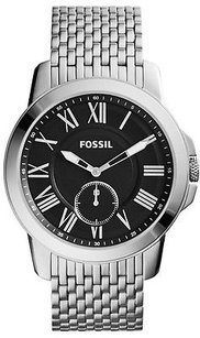 Fossil Fossil Grant Slim Mens Watch Fs4944