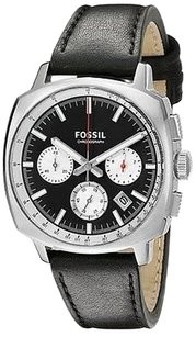 Fossil Fossil Haywood Leather Mens Watch Ch2984
