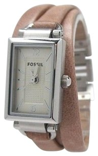 Fossil Fossil Ladies Delaney Watch Sand Light Brown Jr1370 Doesnt Work