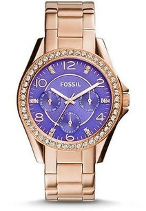 Fossil Fossil Riley Multifunction Ladies Watch Es3656