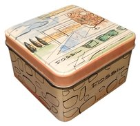 Fossil Fossil Watch Box Jewelry Box