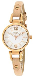 Fossil Fossil Es3745 Womens Watch Silver -