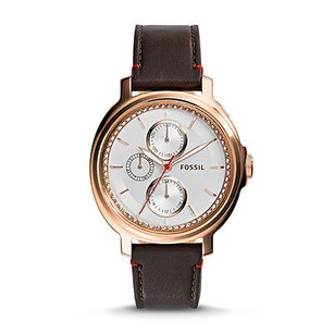 Fossil Fossil Es3594 Womens Watch Silver -