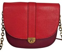 Fossil Hand Leather Cross Body Bag