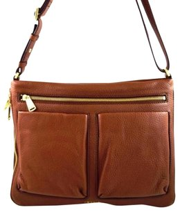 Fossil Leather Piper Cross Body Bag