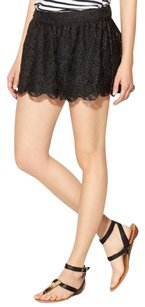Free People Casual Shorts Black