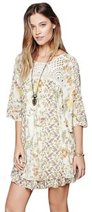 Free People short dress Multi-Color on Tradesy