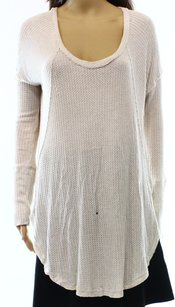 Free People Knit Long Sleeve Top
