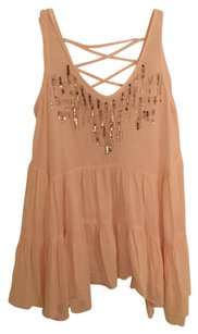 Free People Top Pink