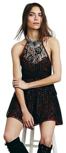 Free People short dress Red Wish Upon A Star on Tradesy