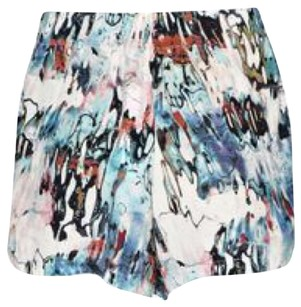 French Connection Dress Shorts multi, white, black, pink, blue, mint
