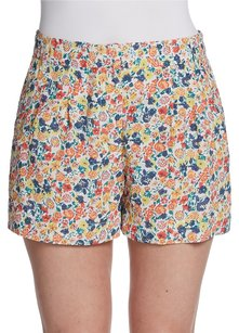 French Connection Dress Shorts Floral