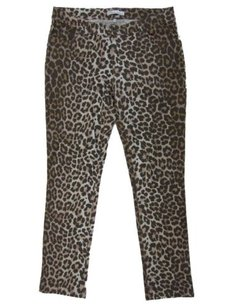 French Connection Brown Skinny Jeans