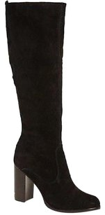 Frye Claude Oiled Suedetall Knee High 260928e Black Boots