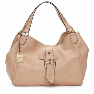 Frye Satchel in Beige