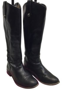 Frye Sexy Riding Black Boots