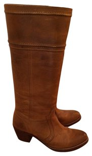 Frye Tall Boot Brown/camel Boots