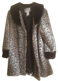 Fun Fur Faux Jacket Fur Coat