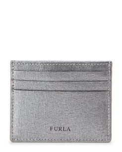Furla Metallic Classic Credit Card Case