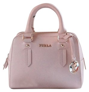 Furla Satchel in Magnolia