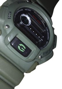 G-Shock Army Green Water Resitance Watch