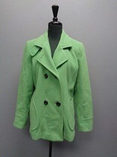 Gallery Collection By Double Breasted Sma2812 Pea Coat