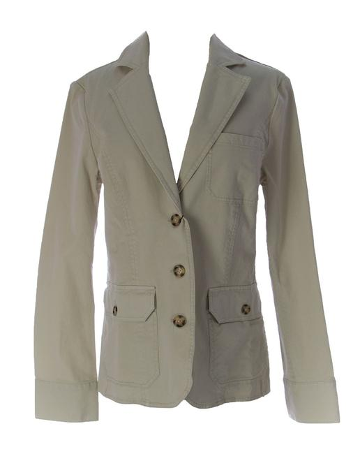 best Gant Womens Beige Casual Buttonup Jacket 448006 195