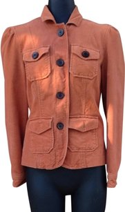 Gap Corduroy Orange Jacket