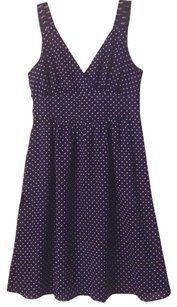 Gap short dress Navy and white Polka Sots Nautical Sailor Blue on Tradesy