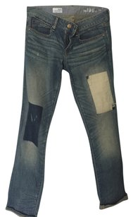 Gap Straight Leg Jeans-Light Wash