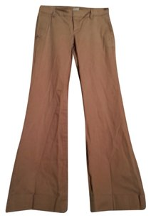 Gap Trouser Pants Tan