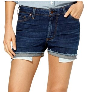 Genetic Denim Cuffed Shorts