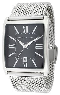Geoffrey Beene Mens Geoffrey Beene Square Shape Watch