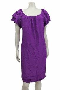 GERARD DAREL short dress Purple Tunic on Tradesy