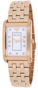 Giorgio Armani Armani Ar1906 Womens Watch White -