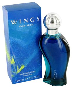 Giorgio Armani Wings By Giorgio Beverly Hills Eau De Toilette Spray (Unboxed) 1.7 Oz