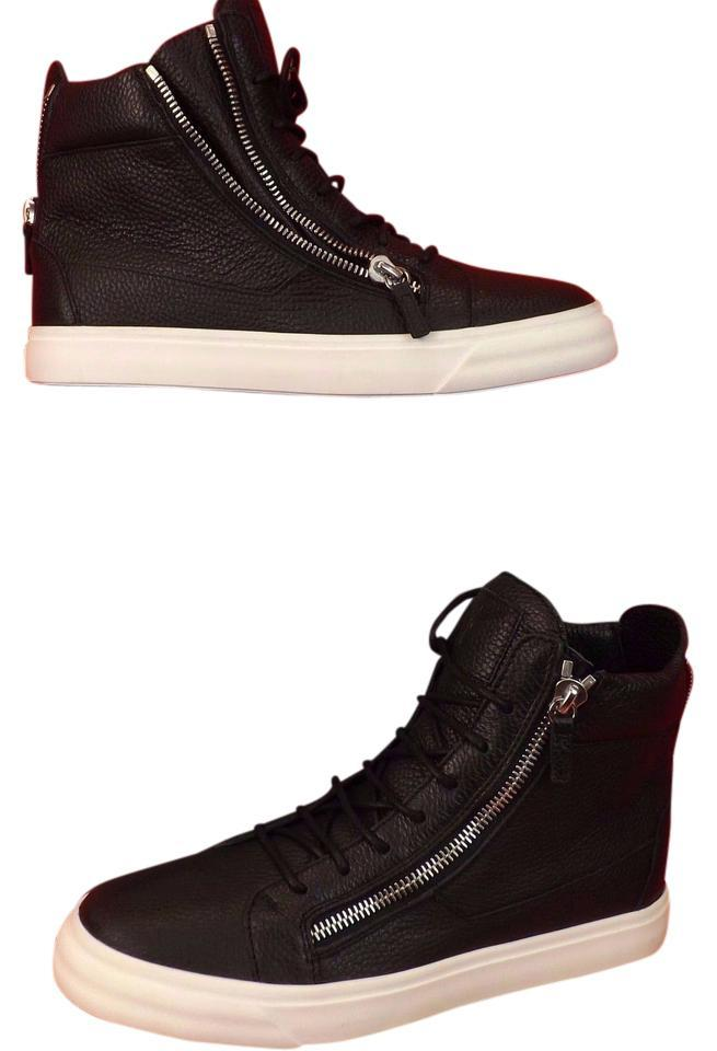 Black May London High-Top Sneakers Giuseppe Zanotti Sale Supply Sale For Cheap Supply Cheap Online Sale Get Authentic Exclusive For Sale xCNEtgTok