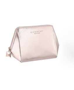 Givenchy Beauty Makeup Pouch Charm rose gold Clutch