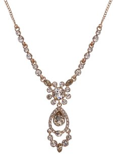 Givenchy Givenchy Rose Goldtone Y-Necklace