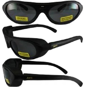 Global Vision Eyewear Rawhide Smoke Lens ANSI Z87.1+ Eye Protection Including Side Buffers