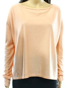 Go Couture Boat Neck Long Sleeve Modal Sweater